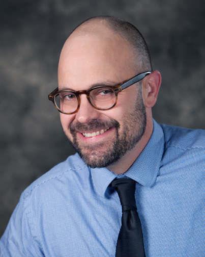 Aaron Pritchard, M.D.